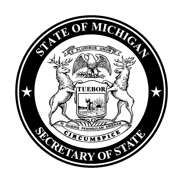 Sate of Michigan Secretary of State