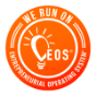We Run On EOS Orange