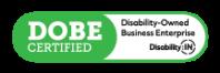 dobe certified logo